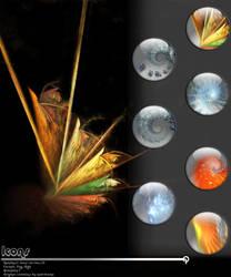 Apophysis Icons by quel-droma