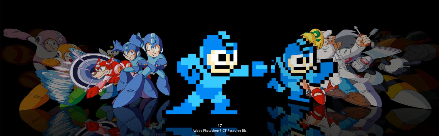 Mega Man 9 Icons by markdelete