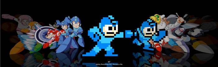 Mega Man 9 Icons by markdelete