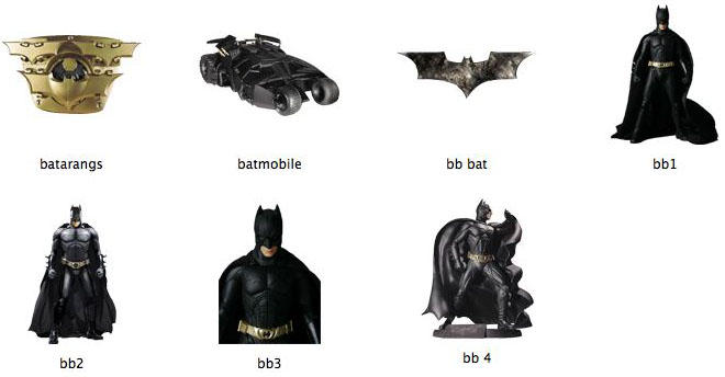 Batman Begins by markdelete