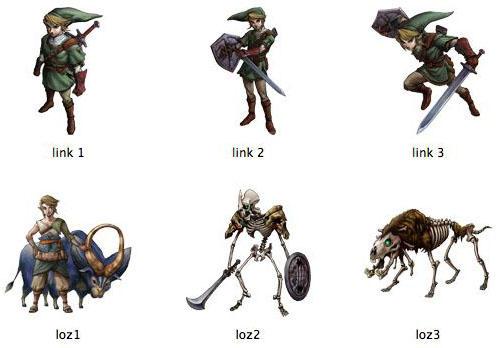 Legend of Zelda by markdelete