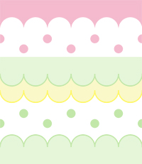 Cute Pattern (Photoshop pattern version) by flordeneu on