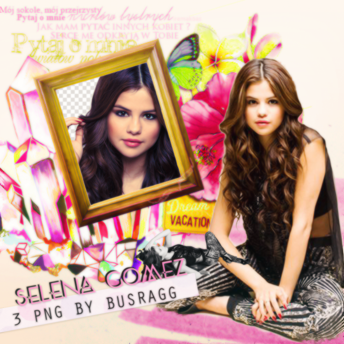 Selena Gomez PNG Pack #2 by 4ever29