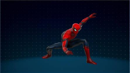 [MVCI Mod] MFF Movie Spider-Man (C1) by SBandKLKFan3435