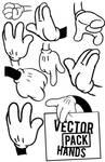 Hands Vector Pack