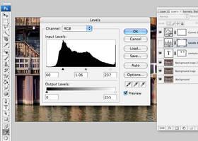 Basic Photoshop Levels VIDEO by emmytonks