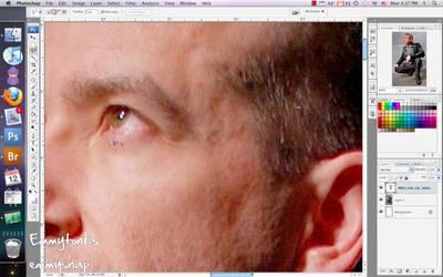 SCAR Photoshop Tutorial