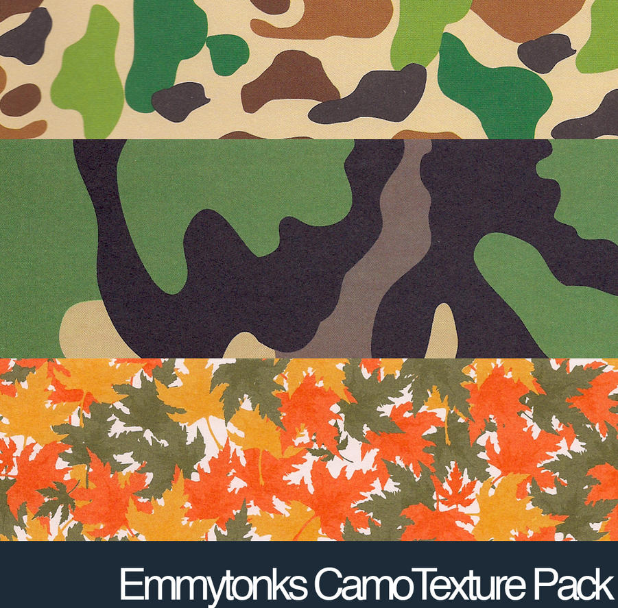Camo Texture by emmytonks