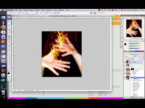 Fire VIDEO Tutorial