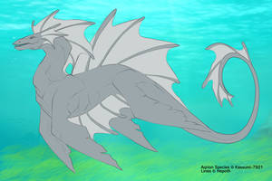 Giant Aqrion by Aqrion-Admin