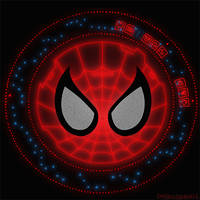 Spidey Signal (gif) by she-sells-seagulls