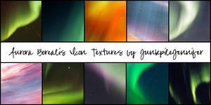 Aurora Borealis Icon Textures