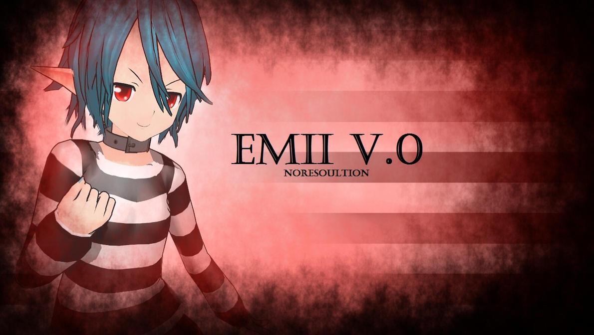 -:MMD: Newcomer-: Kawakami, Emii v.0 DL by NoResoultion