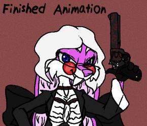 Bunny Gun Twirl Animation by ThatDarnFoxCreations