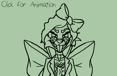 Bunny Full Body Spin Animation WIP 2 by ThatDarnFoxCreations
