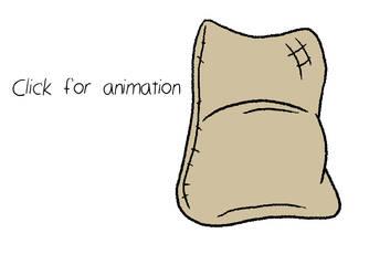 Bag Animation by ThatDarnFoxCreations