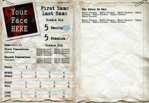 Arkham Horror - Investigators's ENG - FR - ITAL