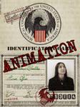 M.A.C.U.S.A. Identity Card - K.Z.