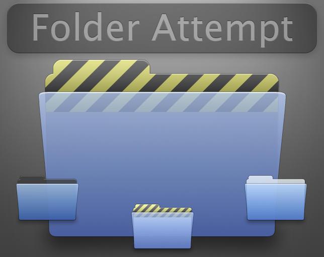 Folder Attempt by FourTwoNineZero