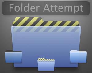 Folder Attempt