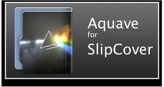 Aquave for SlipCover by FourTwoNineZero