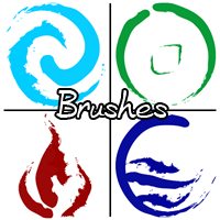 Avatar Brush Pack by damphyr