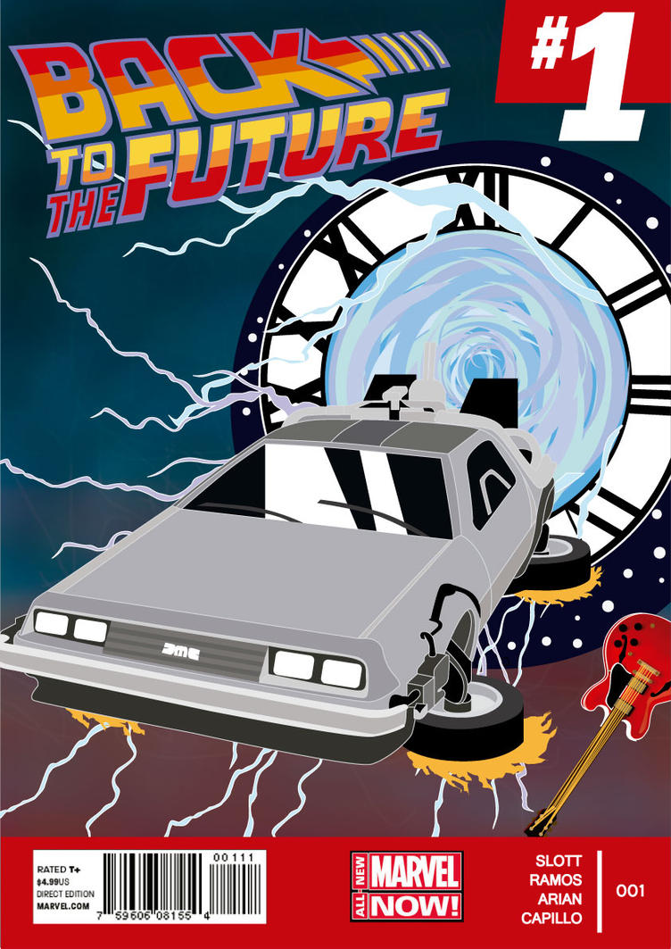 BTTF by 20axe20