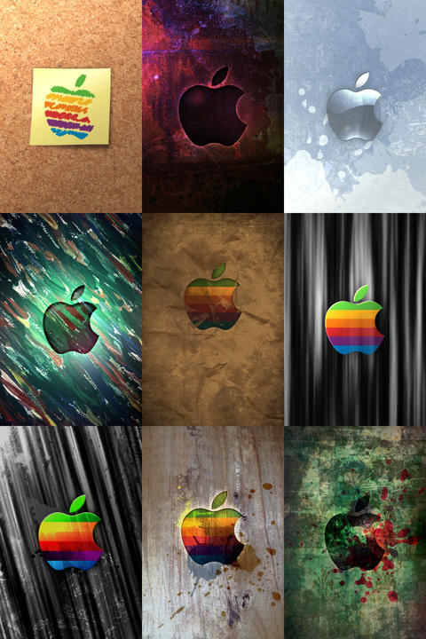 logo wallpapers. Apple Logo Wallpapers by