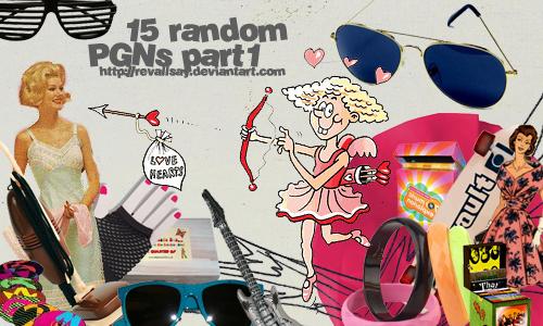Random PNGs part1 by revallsay