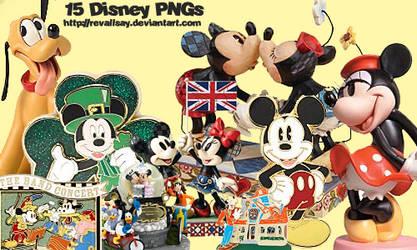 15 Disney PNGs