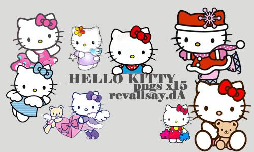 popular比较级-http://revallsay.deviantart.com/art/Hello-Kitty-PNGs-159760414?q