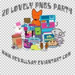20 lovely pngs IV