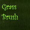 Grass Gimp Brush by roesoftheshadows