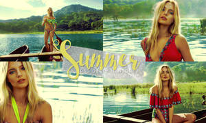 PSD Coloring 08 - Summer