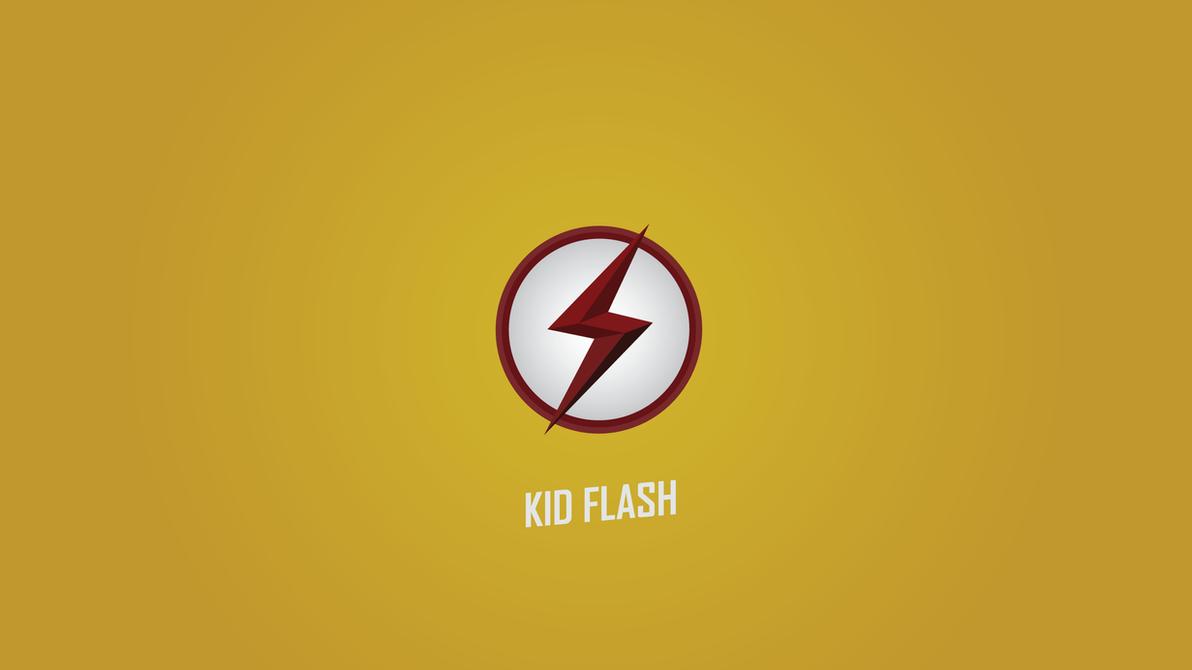 The Flash CW: Kid Flash Wallpaper by GodsNotDead88123