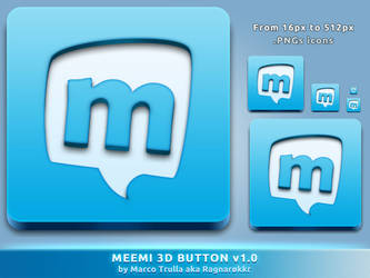 Meemi 3D Button v1.0 by Ragnarokkr79