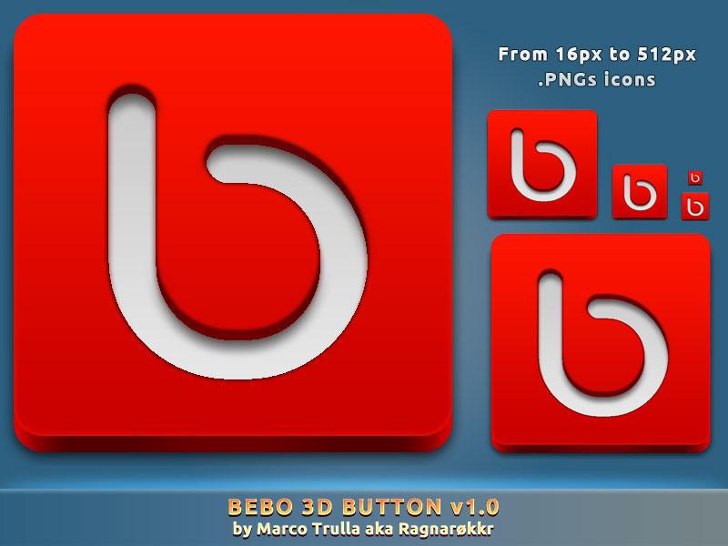 Bebo 3D Button v1.0 by Ragnarokkr79