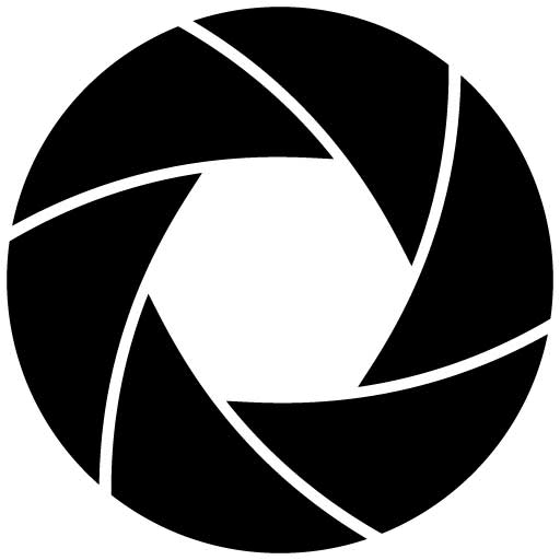 Flat 6-items camera leaf shutter