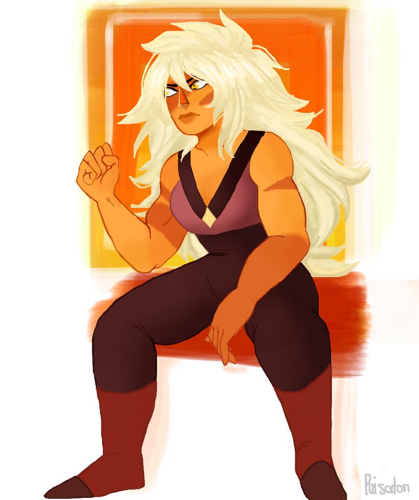 Jasper by poisodon