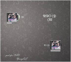 Retro CD for CAD