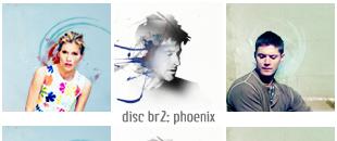 phoenix by discolore