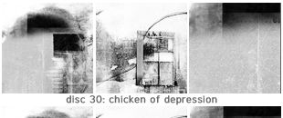 chicken of depression