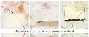 post-consumer content