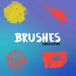 Brushes by Lioness Editions