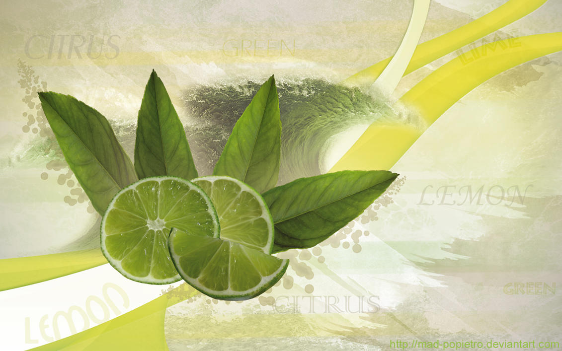 Citrus Wallpaper By Mad-Popietro On DeviantArt