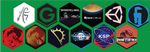 Hex Icon Booster Pack by sh0tybumbati