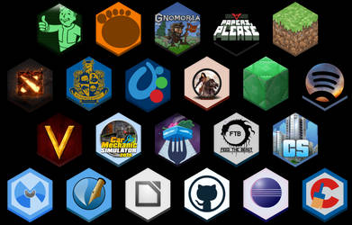 Hex Icon Booster Pack 2