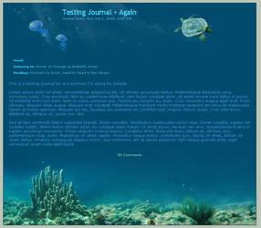 CSS 011 - Underwater by mynti