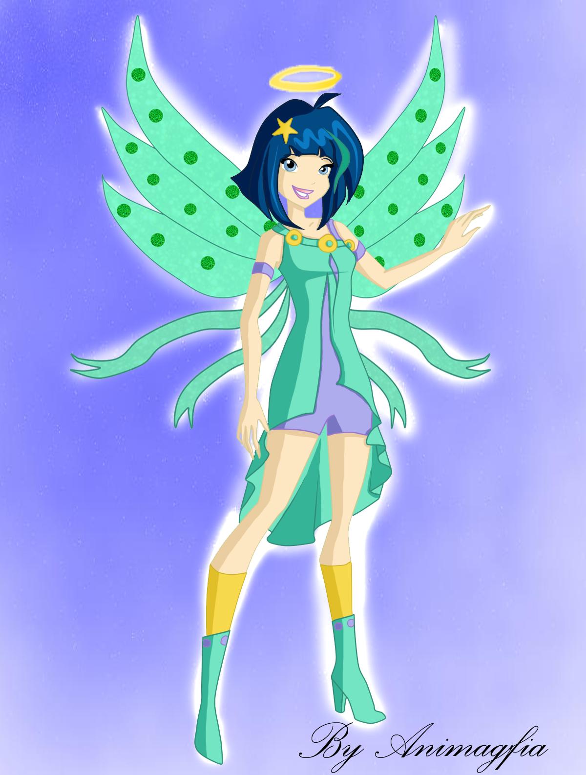 Друзья ангелы мики картинки