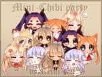 Mini-chibi ex-cute animation